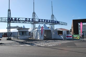 Photo du parc des expositions